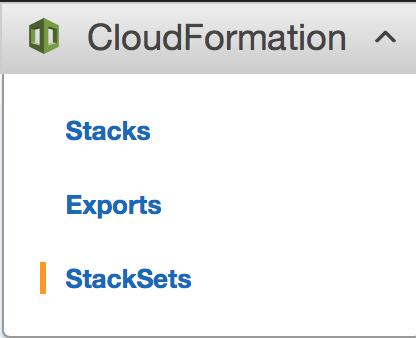AWS CloudFormation StackSet